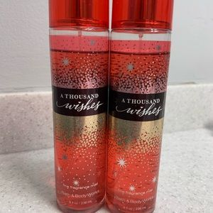 A thousand wishes bath and body works fragrance